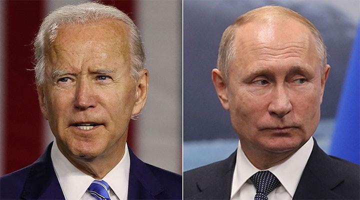 Putin, Biden'a münazara teklif etti: İkili ilişkileri tartışmaya hazırım