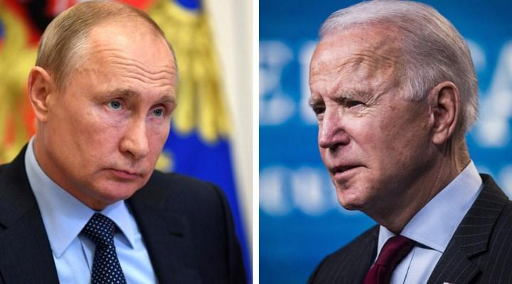 Putin'e 'katil' diyen Biden'a Rusya'dan yanıt: İlişkimizi gözden geçireceğiz