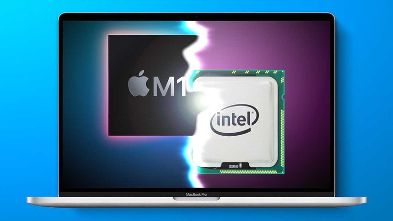 Intel vs M1